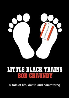 Little Black trains front cover